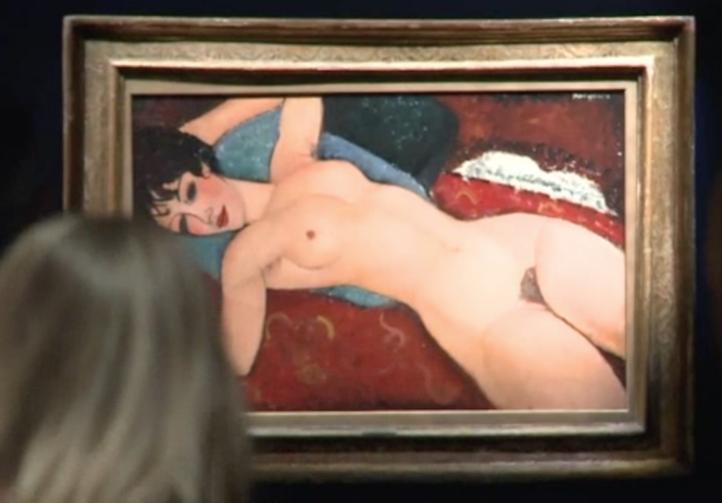 Se vende un Modigliani en más de 170 millones de dólares