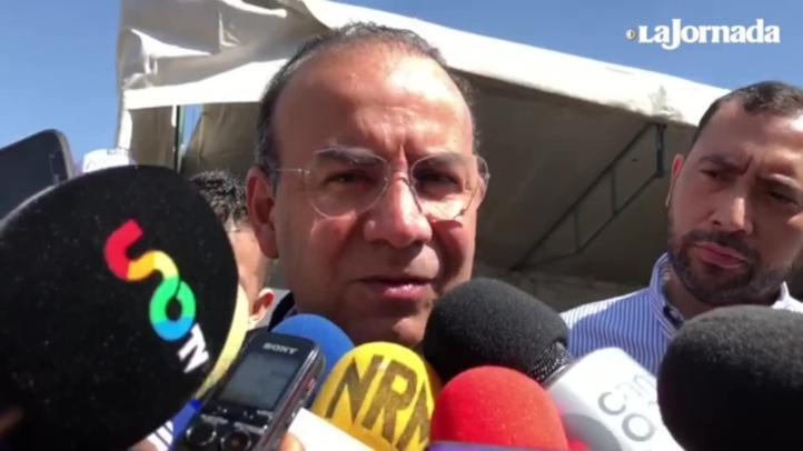 El país está preparado para el resultado, dice Navarrete