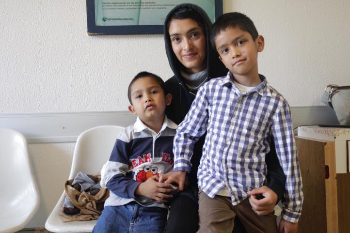 Daniela Montero narra lo que vivió durante la explosión en Tultepec