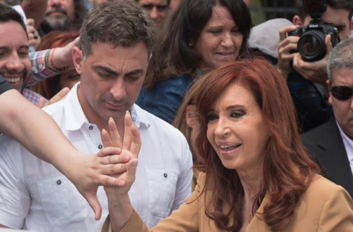 """Se queja Cristina Fernández de """"persecución política"""""""