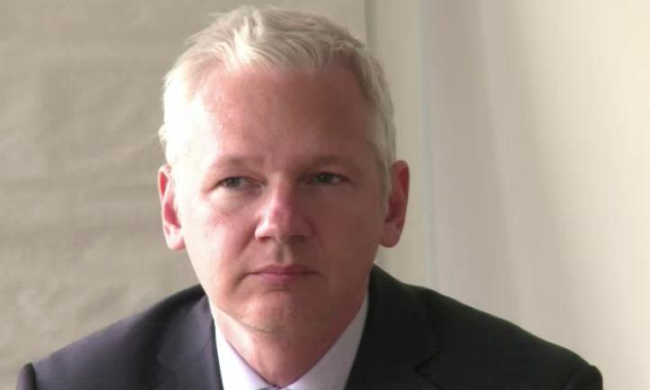 Niega GB permiso para examen médico a Assange
