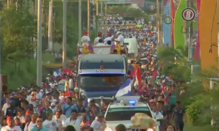 Rechazo en Nicaragua al proyecto del canal interoceánico