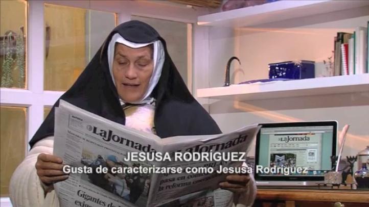 Aniversario: Jesusa Rodríguez
