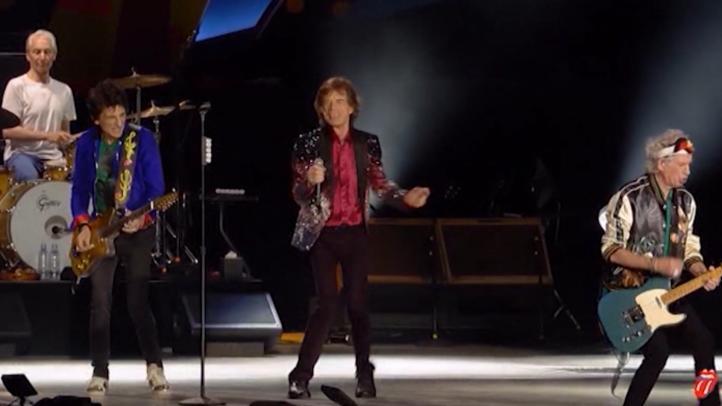 The Rolling Stones regresan a EU con una serie de conciertos