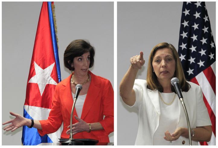Cuba y EU sientan bases para relaciones