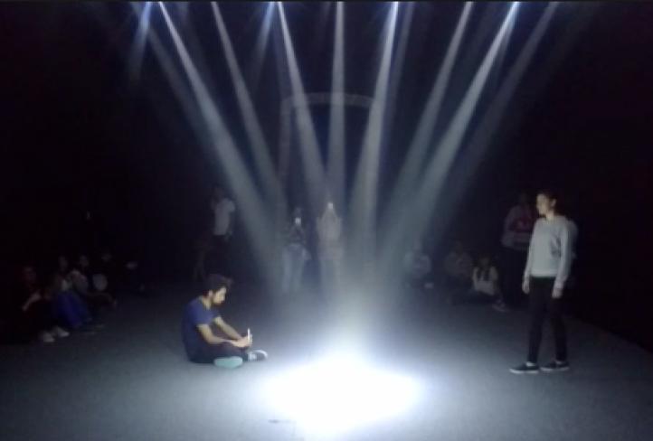 Ciudad de México y arte digital: Luz e Imaginación