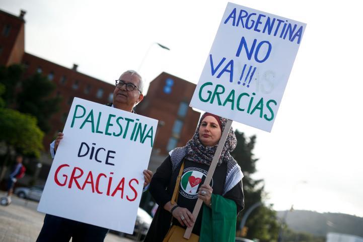 Indignación israelí ante cancelación de partido