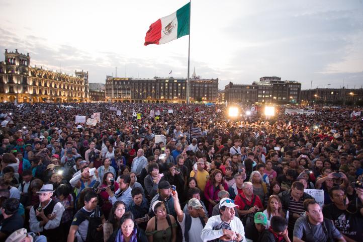 Octava Jornada Global por Ayotzinapa