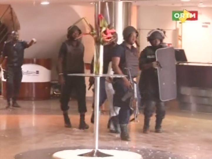 Tras la toma de rehenes en un hotel en Mali
