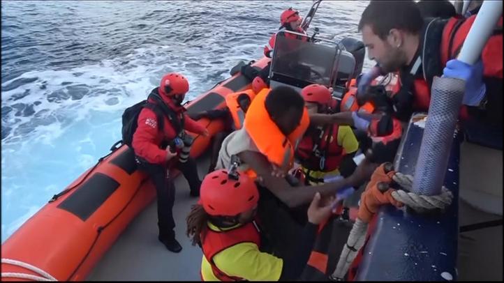 """MSF advierte que la situación del 'Aquarius' """"es peor"""""""