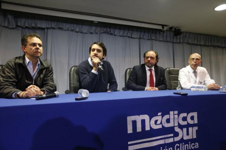 López Obrador sufre infarto al miocardio; se mantiene cerco al Senado