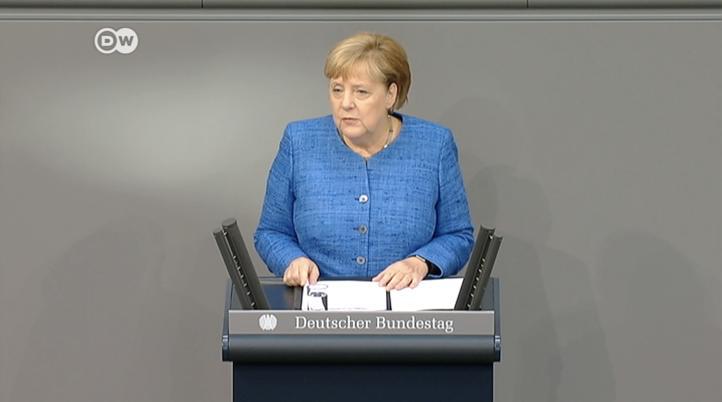 Alemania: El presupuesto anual se centra en los problemas globales