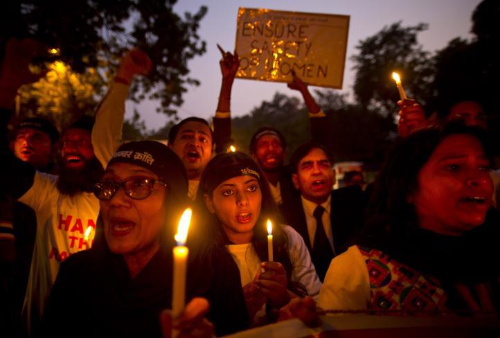 India: Exigen protección en aniversario de violación