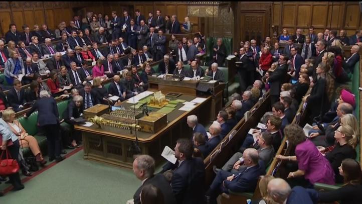 Parlamento británico debatirá alternativas para el 'Brexit'