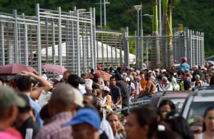 Ocho millones de venezolanos avalan la Constituyente