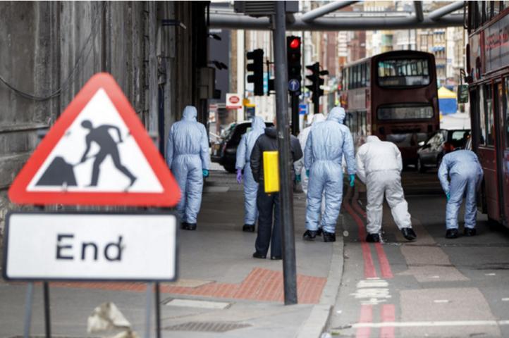 Detienen a sospechosos por ataque en Londres