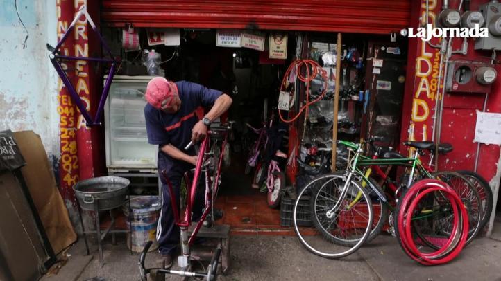 El contradictorio mercado de bicicletas