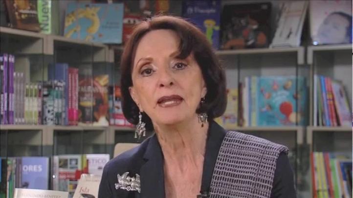 Aniversario: Ángeles González Gamio