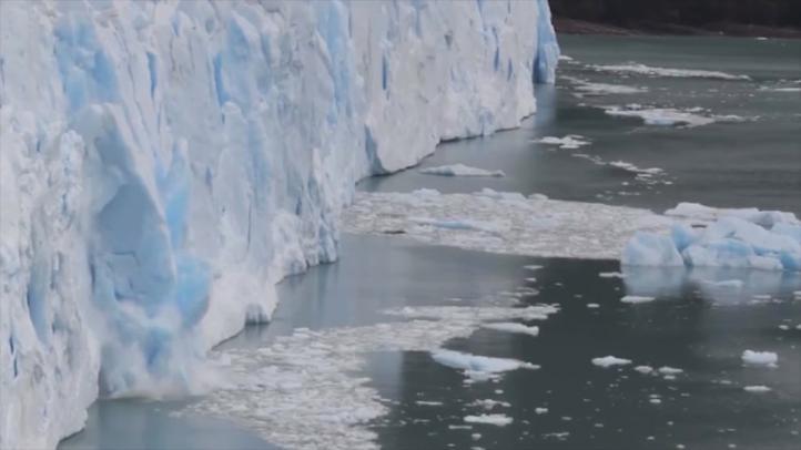 Primer cálculo del efecto del cambio climático en el hielo fluvial