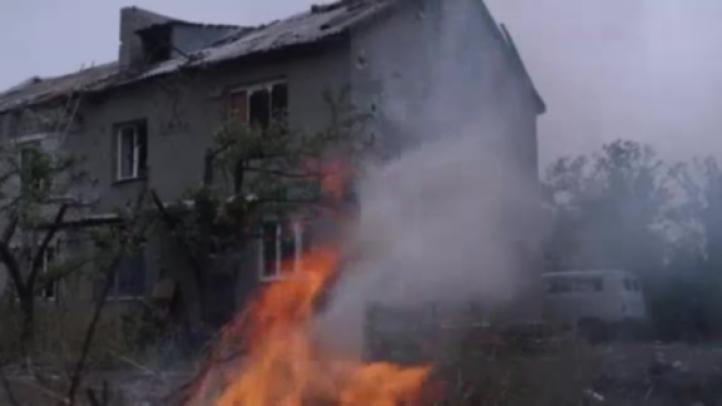 Continúan los combates en Ucrania