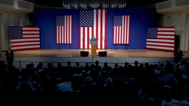 Hillary Clinton pide el fin del embargo a Cuba