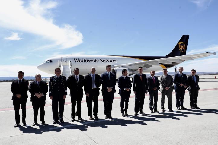 UPS abre nueva ruta para carga entre Querétaro y EU