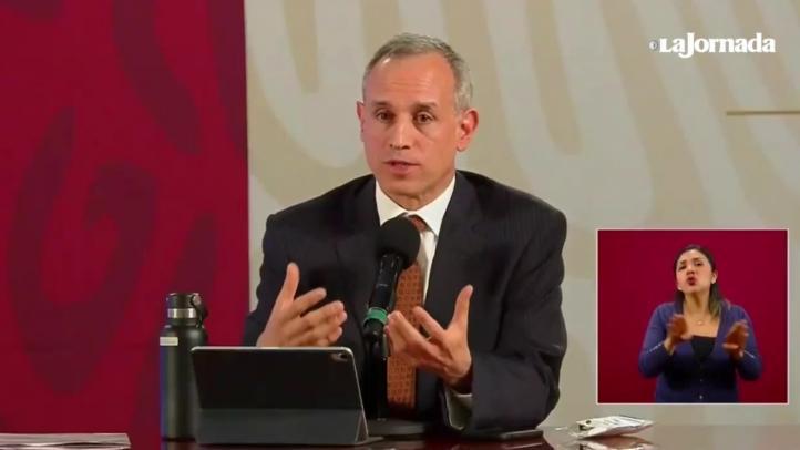 Es un tema muy trillado, responde López-Gatell a la investigación de Mexicanos Contra la  Corrupción