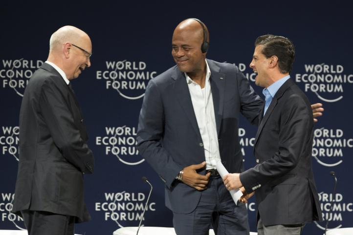 Comienza Foro Económico Mundial