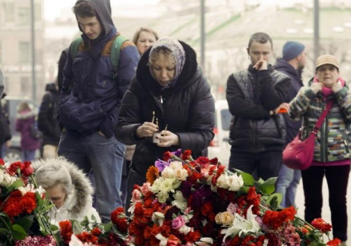 Atacante suicida el responsable del atentado en San Petersburgo