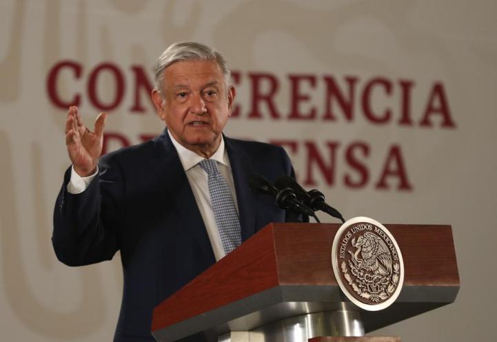 Nunca más una represión en México, nunca más un 68: AMLO