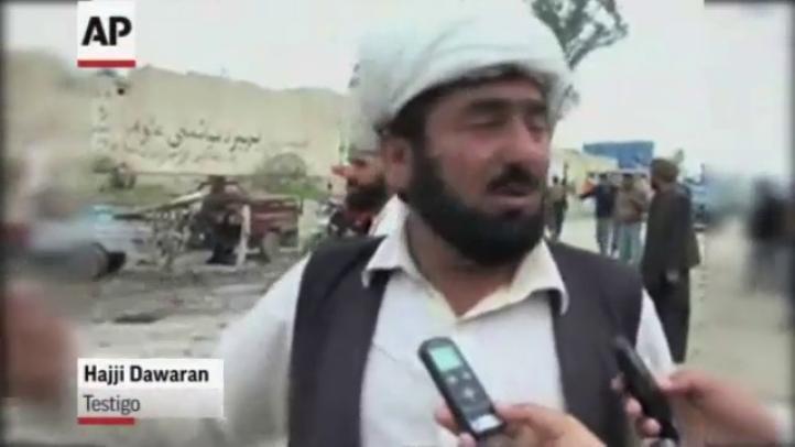 Ataque suicida contra manifestación deja 18 muertos en Afganistán