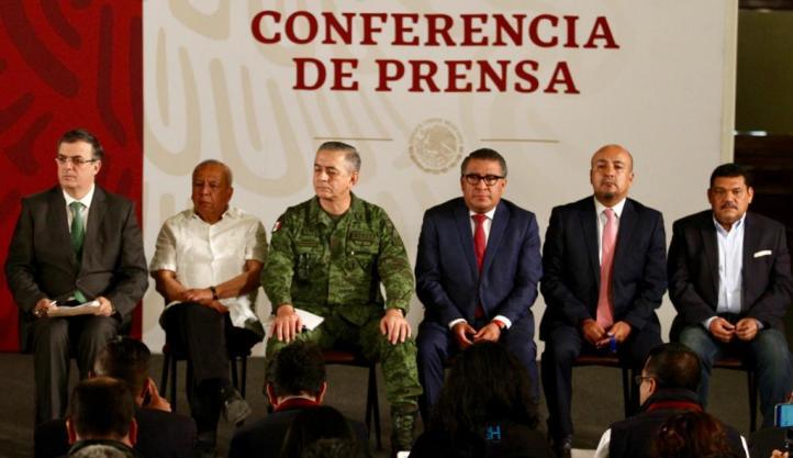 Presentan plan de migración, encabezado por Marcelo Ebrard
