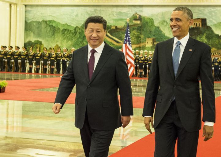 Acuerdan EU y China nuevos objetivos para reducir el cambio climático