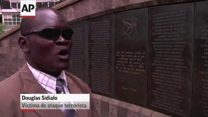 Víctimas de ataque en Nairobi piden compensación ante visita de Obama