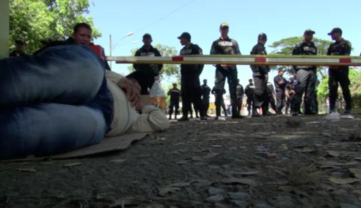 Se incrementa la presencia de migrantes cubanos en Centroamérica