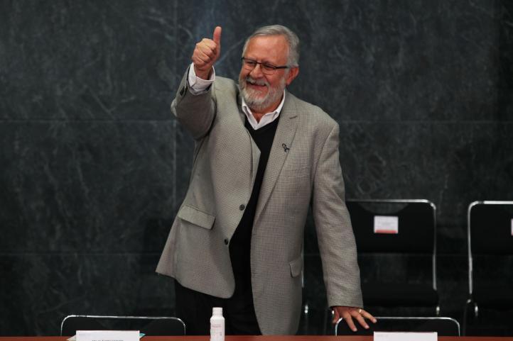 Ganador del Premio Nacional de Derechos Humanos, contra aprobación de ley de seguridad interior