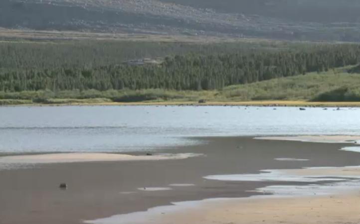 El permafrost se derrite por el calentamiento global