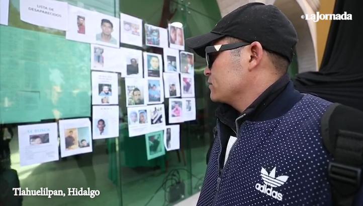 Sigue la búsqueda de los desaparecidos en Tlahuelilpan