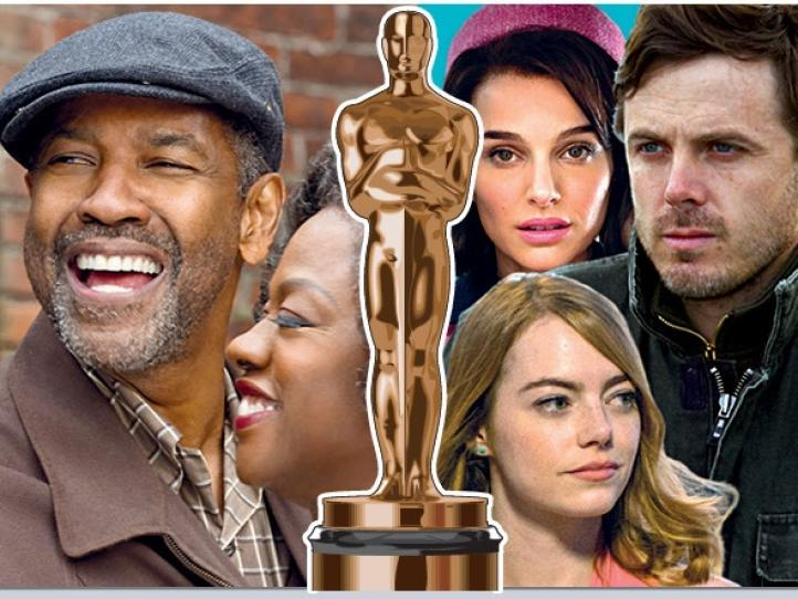 Nominados a Mejor Película