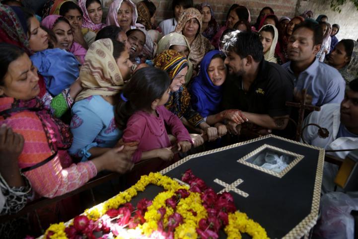 Tres días de luto en Pakistán