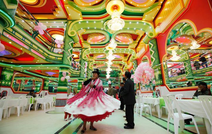 "Surge arquitectura indigena ""neoandina"" en Bolivia"