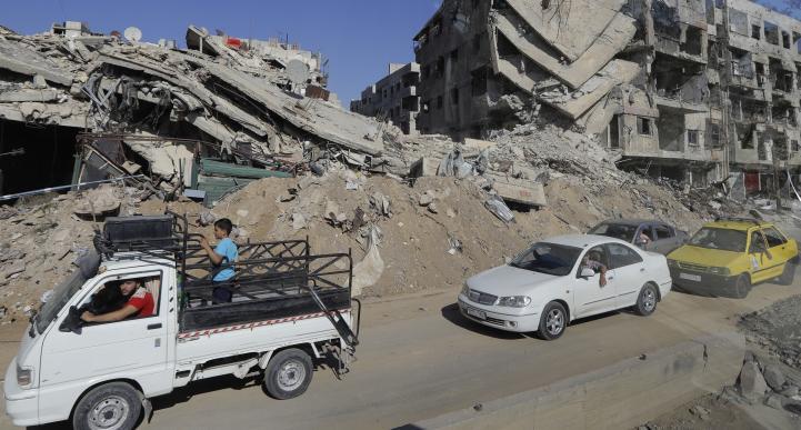 Gobierno sirio promete seguridad para refugiados que regresen