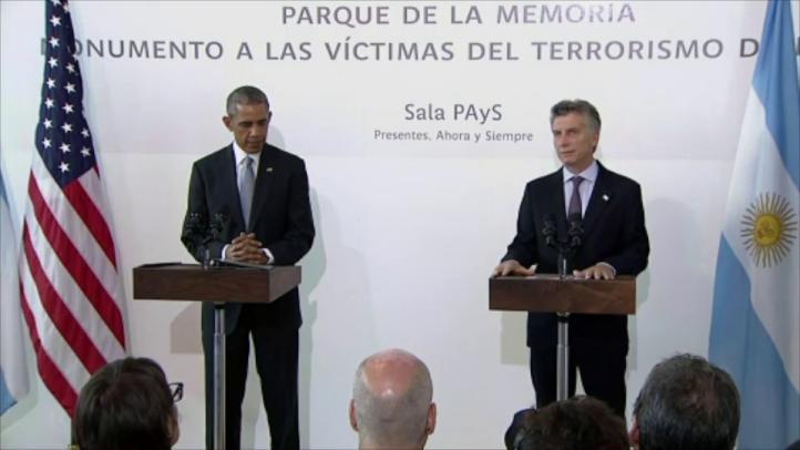 Barack Obama omisiones de EU durante dictadura militar en Argentina