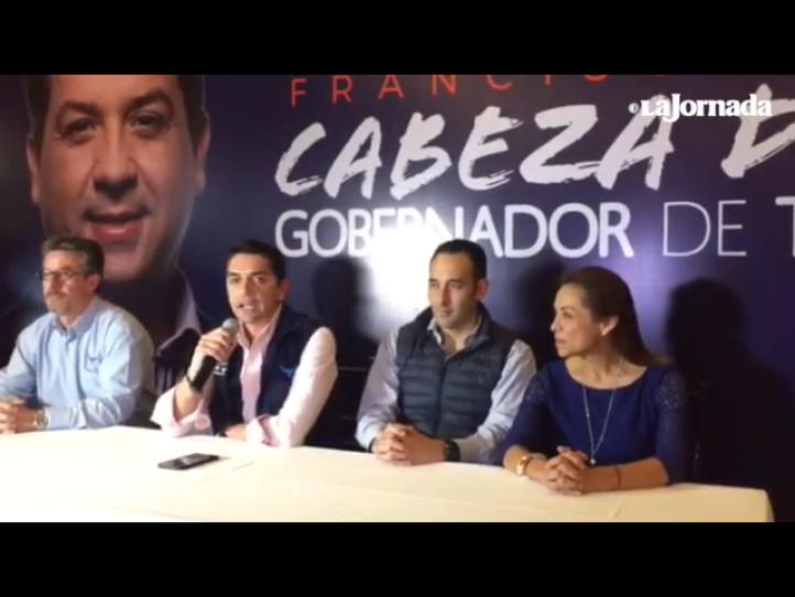 PRI y PAN se declaran ganadores en Tamaulipas