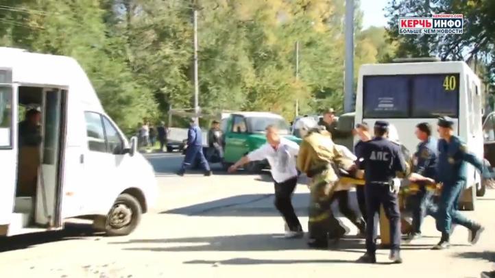 Bomba en Crimea mata a 19 personas y lesiona a 40