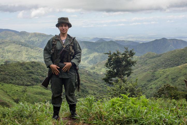 Inician las FARC reubicación en zonas designadas, previa al desarme