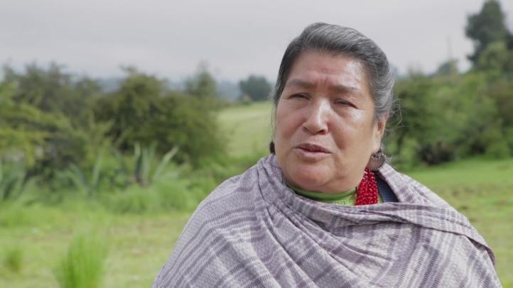 La historia de la concejala mazahua Magdalena García y la lucha de los indígenas en la CDMX