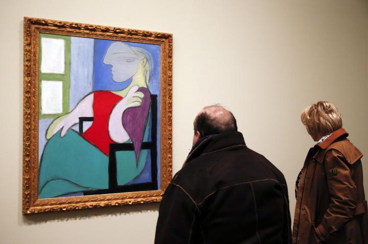 Pablo Picasso  es homenajeado en el museo Tate Modern de Londres