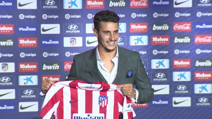 El Atlético refuerza su defensa con dos nuevos refuerzos