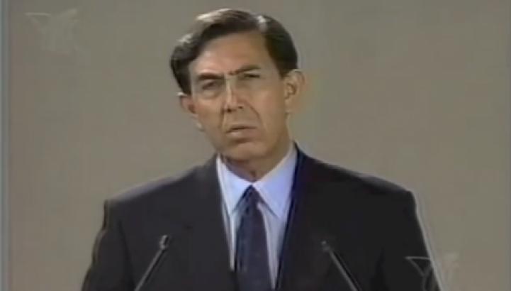 1994-2012: Momentos destacados de los debates presidenciales